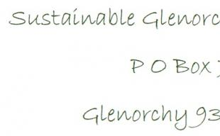 Sustainable glenorchy image