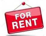 For Rent logo