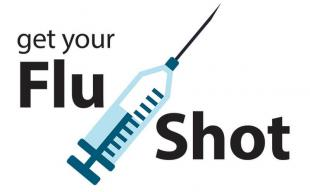 Flu vaccination image
